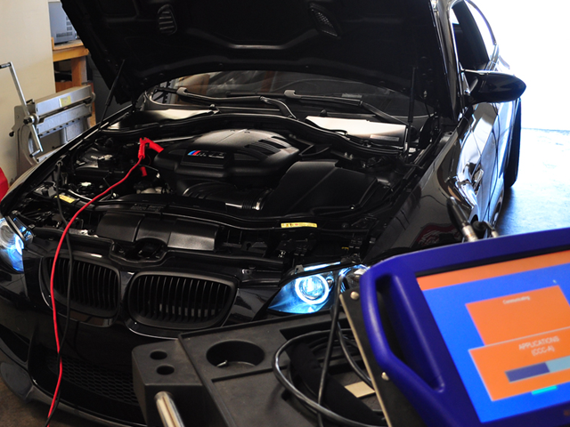 Dealer level diagnostic, programming, coding & software updates