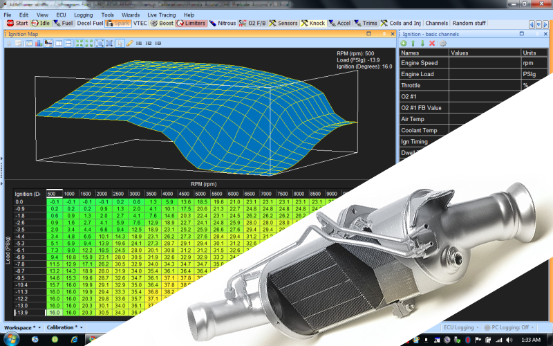 dpf and remap